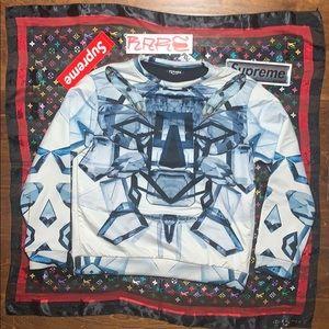 TOTHEM Made in Italy Milan Designer Shirt rare 👁